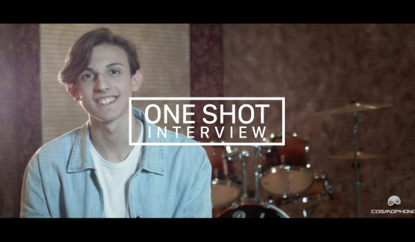ONE SHOT INTERVIEW – ANDREA CHIAPPARO
