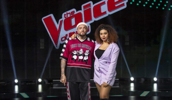 BRENDA, DOPO THE VOICE IL DISCO